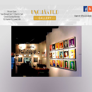 Uncharted Gallery