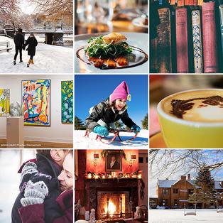 5 Things: Winter in Massachusetts