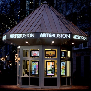 ArtsBoston Booths