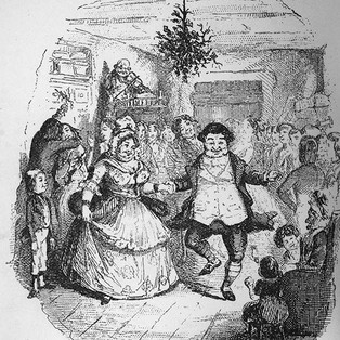 A Dickensian Christmas With The Dickinsons