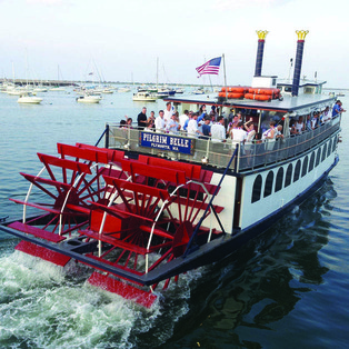 Pilgrim Belle Harbor Cruises