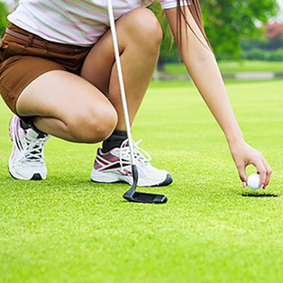 Ladies Golf Instruction Clinic