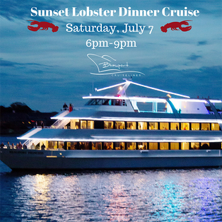 Sunset Lobster Dinner Cruise
