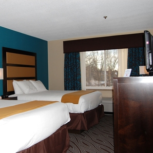 Holiday Inn Express - Ludlow/Chicopee