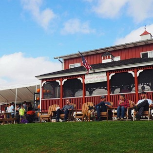Hilltop Orchard + Furnace Brook Winery
