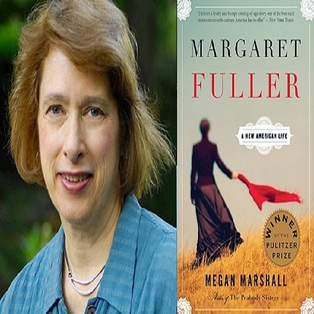The House of the Seven Gables presents Megan Marshall, Margaret Fuller: A New American Life