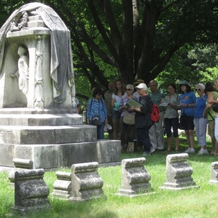 Monuments, Notables, and Landscape: A Walking Tour of Mount Auburn Cemetery