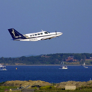 Cape Air & Nantucket Airlines - air service to Cape Cod & Islands