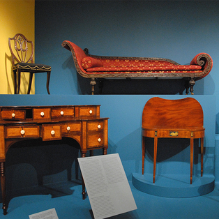 Into the Woods: Crafting Early American Furniture