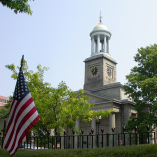 Church of the Presidents, United First Parish Church, Quincy