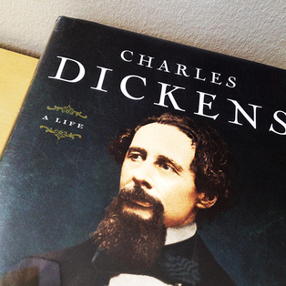 New England Clambake and Dickens Prose