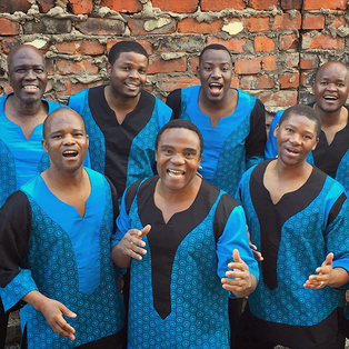 LADYSMITH BLACK MAMBAZO at Sanders Theatre