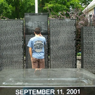 Plymouth 911 Memorial