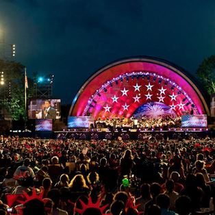 Live Stream the Boston Pops Fireworks Spectacular