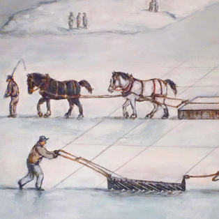 Frozen: The Real Story of Ice on Wenham Lake at the Wenham Museum