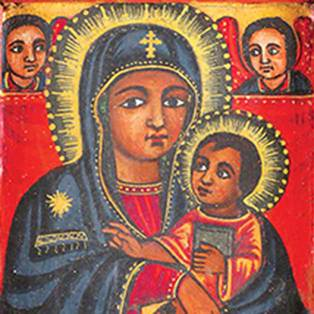 The Vibrant Art and Storied History of Ethiopian Icons