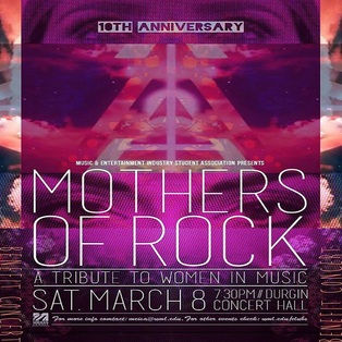 "10th Annual ""Mothers of Rock"""