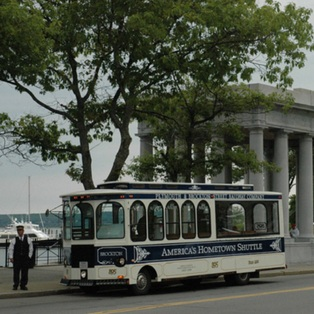 America's Hometown Trolley
