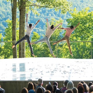The Z's Cultural Road Trip: Jacob's Pillow