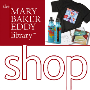 The Shop at The Mary Baker Eddy Library