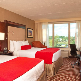 Crowne Plaza Boston-Woburn