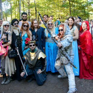 King Richard's Faire - Game of Thrones Fan Weekend