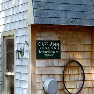 Cape Ann Designs, Sea Glass Jewelry & Accessories