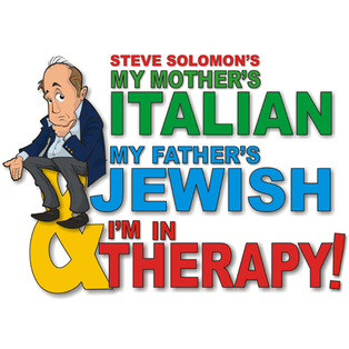 My Mother's Italian, My Father's Jewish, and I'm in Therapy