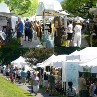 Stockbridge Summer Arts & Crafts Show