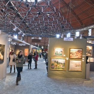 19th Annual Boston International Fine Art Show