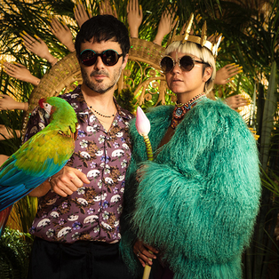 BOMBA ESTEREO at Paradise Rock Club