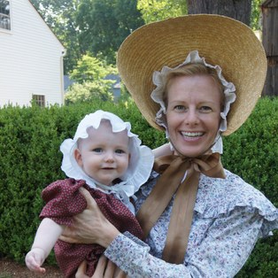 Mother's Day at Old Sturbridge Village