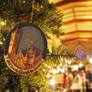Old South Church Christmas Craft Fair and Music Day