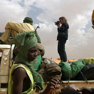 LYNSEY ADDARIO, PHOTOGRAPHER at Sanders Theatre