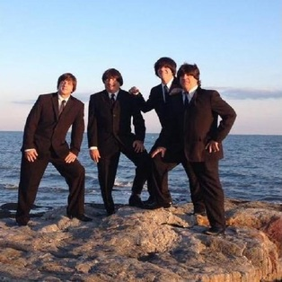 Ticket To Ride - Tribute To The Beatles at Club One Bar & Grill on March 17th