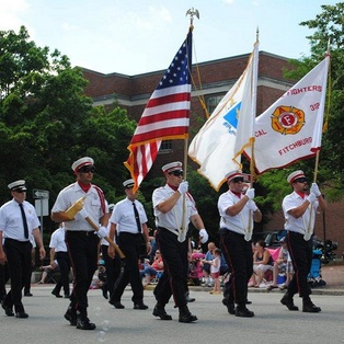 Fitchburg 4th of July Parade