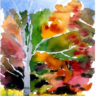 The Delight of Watercolor Painting