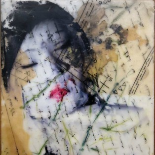 Encaustic Painting:  Layers on Layers
