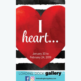 """I Heart..."" Artist Reception"