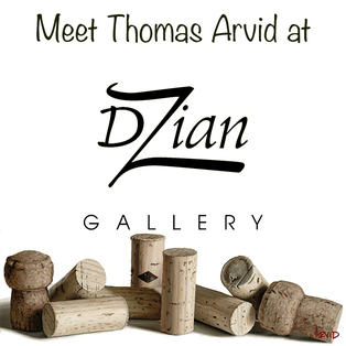 Thomas Arvid at Dzian Gallery