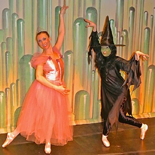 """The Wizard of Oz"" presented by the Methuen Ballet Ensemble"