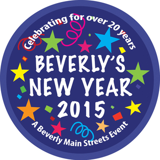 Beverly's New Year 2015