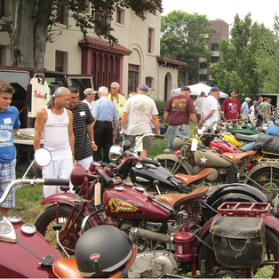 Indian Motocycle Day