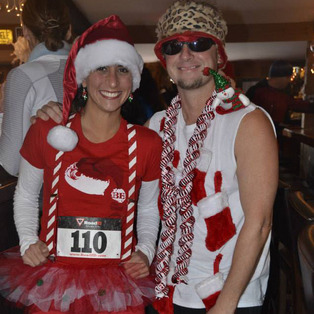 Santa Stampede 5k and Family Fun Run