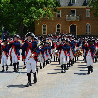 William Diamond Junior Fife & Drum Corps