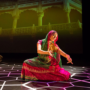 The Forgotten Empress: A Performance by Farah Yasmeen Shaikh and Noorani Dance