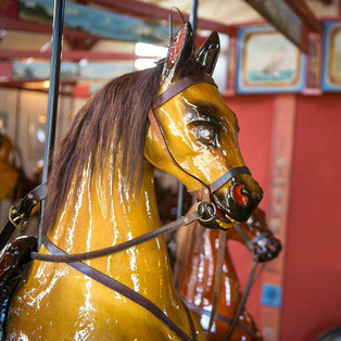 Flying Horses Carousel