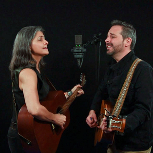 Carolann Solebello and Joe Iadanza