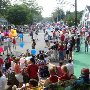 Chatham Independence Parade