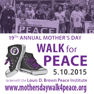 Mother's Day Walk for Peace 2015